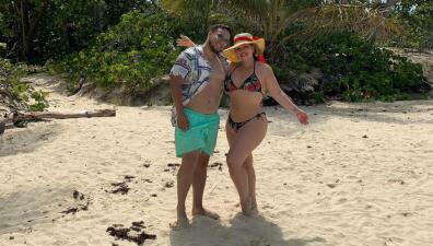 Chiquis Rivera se niega a entrar en polémicas tras regresar de su luna de miel con Lorenzo