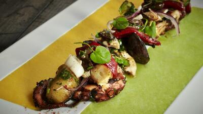 Chef Victor Albisu: platillos con esencia latina