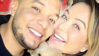 Chiquis Rivera anda cual madre primeriza: con su 'hijo' Dallas Méndez de arriba para abajo