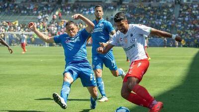 Cómo ver Necaxa vs. Cruz Azul en vivo, por la Liga MX 20 Julio 2019