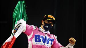"""Checo tras firmar con Red Bull: """"Estoy aquí para pelear el título"""""""