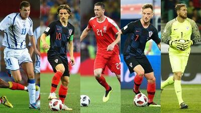 ¡De ensueño! El que sería un 11 ideal con los futbolistas de la 'Yugoslavia de hoy'