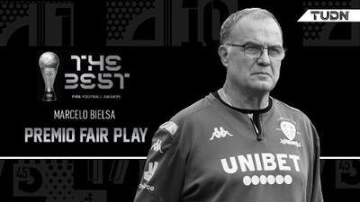 Marcelo Bielsa y Leeds United ganan Premio Fair Play FIFA 2019