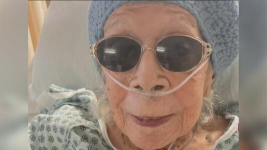 Con 105 años, sobrevivió a varias guerras, dos pandemias, venció el coronavirus y está lista para seguir la vida