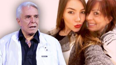 Enrique Guzmán intentó que su hija Alejandra y su nieta Frida Sofía fumaran la pipa de la paz