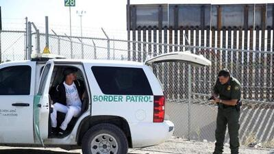 Why does the US Border Patrol prefer job applicants who haven't traveled abroad?