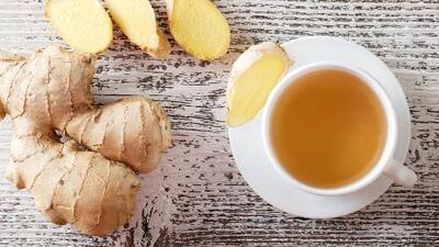 Los beneficios del té de jengibre y más dudas de salud resueltas por el Dr. Juan