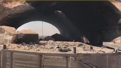 Lo que se sabe hasta ahora del bombardeo con misiles de EEUU a una base aérea en Siria