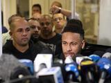 Neymar declara en la comisaría por supuesto delito cibernético