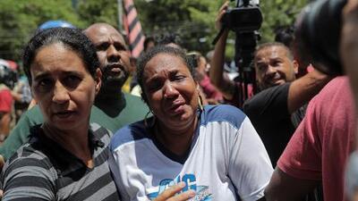 Incendio en instalaciones del Flamengo dejó 10 personas fallecidas