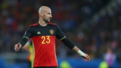 Laurent Ciman, único sobreviviente de la MLS en la EURO, sería titular en la zaga de Bélgica