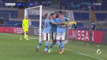 ¡Immobile regresa la calma! Ciro retoma ventaja de Lazio 2-1 de penalti