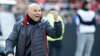 Jorge Sampaoli rechazó oferta de las Chivas