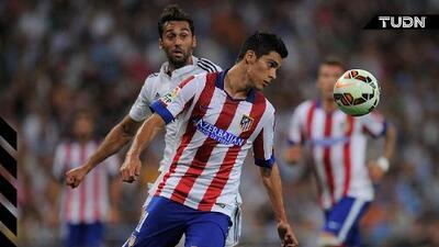 Atlético de Madrid, arrepentido de haber dejado ir a Jiménez