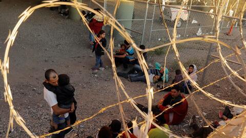 Comerciantes en la frontera están preocupados ante posible cierre