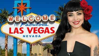 Emborracharse, casarse, tatuarse y ganarse un Latin GRAMMY: esta famosa tiene un plan para Las Vegas