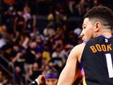 Los Suns rompen ayuno de 10 años sin Playoffs con triunfo sobre el campeón Lakers