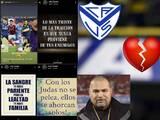 ¡Cronología de una guerra! Mauro Zárate 'minimiza' a su ex, Vélez, y recibe la furia de Chilavert