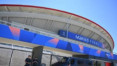 ¡Máxima seguridad! Drones y 4 mil 700 policías para resguardar la Final de la Champions