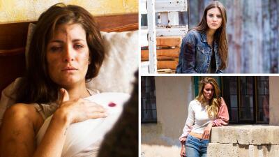 Amanda, Olivia y Lizbeth sobrevivieron al intento de asesinato de los Lucio