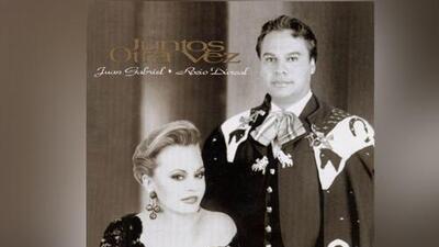 La turbulenta relación de Juan Gabriel y Rocío Dúrcal, una historia de amor y desamor