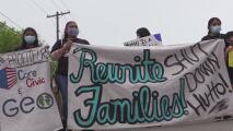 Una niña y su madre hondureña logran reencontrarse en Austin tras seis años de estar separadas