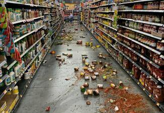 Se estremece California: dos fuertes terremotos y más de 1,700 réplicas en menos de dos días (fotos)