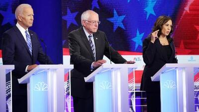 DACA, ICE y Centroamérica: esto es lo que dijeron los candidatos demócratas en el debate