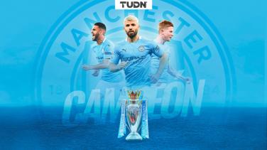 Manchester City queda campeón de la Premier tras derrota del United