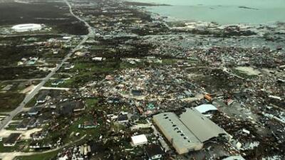 Bahamas tras el paso de Dorian: vecindarios enteros destruidos y zonas a las que todavía no se puede llegar