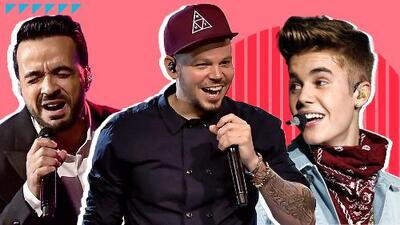 Luis Fonsi, Justin Bieber y Residente son ya ganadores en Latin GRAMMY 2017