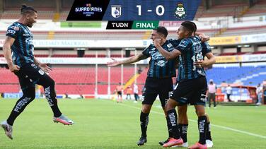 Querétaro saca un triunfo que los mete a zona de Repechaje