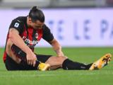Lesión de Zlatan Ibrahimovic parece no ser de gravedad y estará en Euro 2020