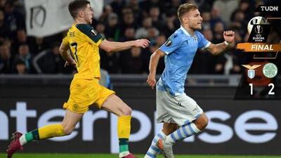 Celtic prácticamente elimina a Lazio de la Europa League