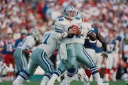 La NFL continuó con su progreso y desarrollo como una Liga espectáculo y culimando con el Super Bowl, su gran evento, el cual cautivó aún a más gente en la década de los 80.