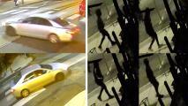 Cuatro sospechosos buscados en tiroteo que cobró la vida de un hombre de 22 años quedan captados en video