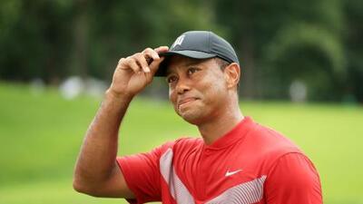 Termina la temporada para Tiger Woods
