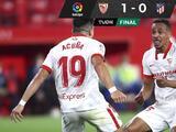 Con Héctor Herrera, Atlético de Madrid cae ante el Sevilla y pone LaLiga al rojo vivo