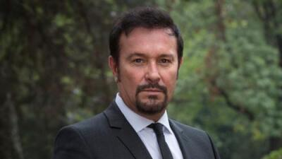 Arturo Peniche es Bruno Borgetti