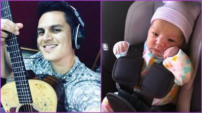 Régulo Caro anuncia la llegada de su segunda hija: 'Bolitochita'