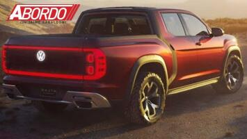 ¿Una nueva pickup Volkswagen para EEUU?: New York Auto Show