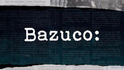 Diccionario Narco: Bazuco