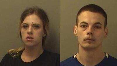 Acusan de robo a pareja que ganó $500,000 en la lotería