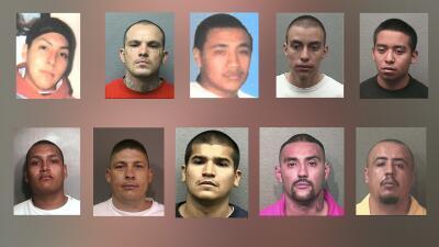Los pandilleros más buscados por el FBI en Houston