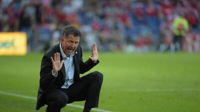 """JC Osorio: """"Tenemos el potencial para jugar de tú a tú contra Alemania"""""""