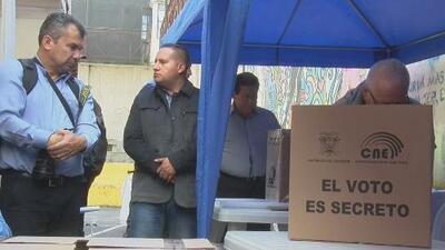Más de 13 millones de ecuatorianos podrán participar este domingo en las elecciones seccionales de su país