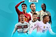 ¡Inicia la Euro 2020! Los grandes favoritos que quieren destronar a CR7 y Portugal
