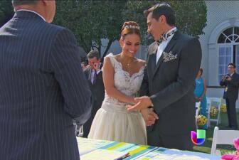 ¡Johnny y Jenni se casaron!