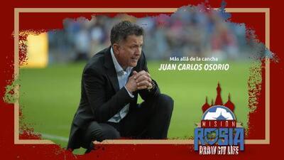 Más allá de la cancha: Juan Carlos Osorio