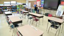 Anuncian cambios en los protocolos de escuelas de Nueva York con casos positivos de coronavirus